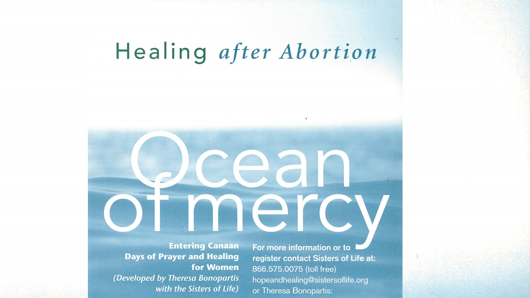 080220 Healing after Abortion