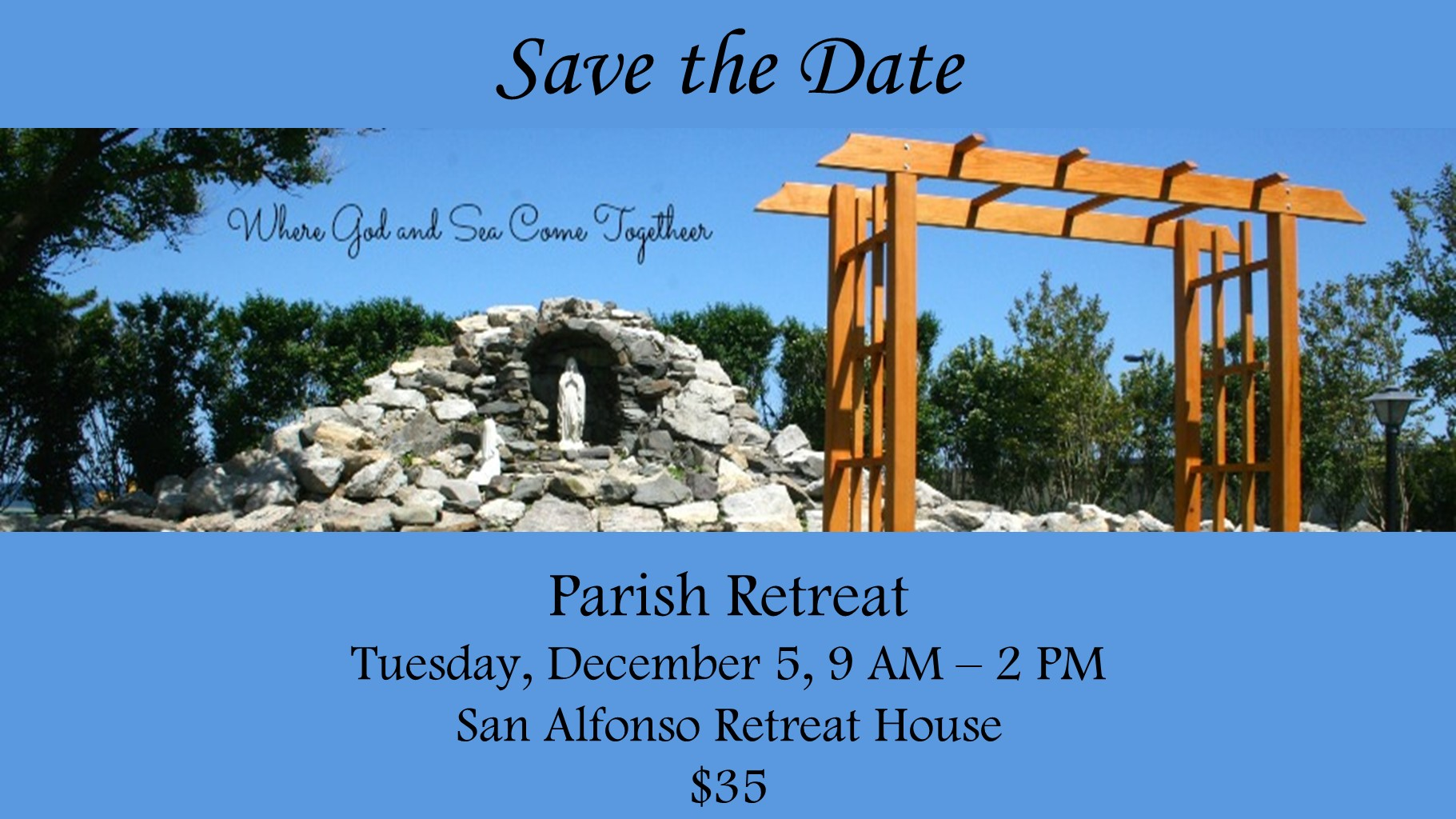 Parish Retreat STD